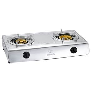 Double Gas Stove