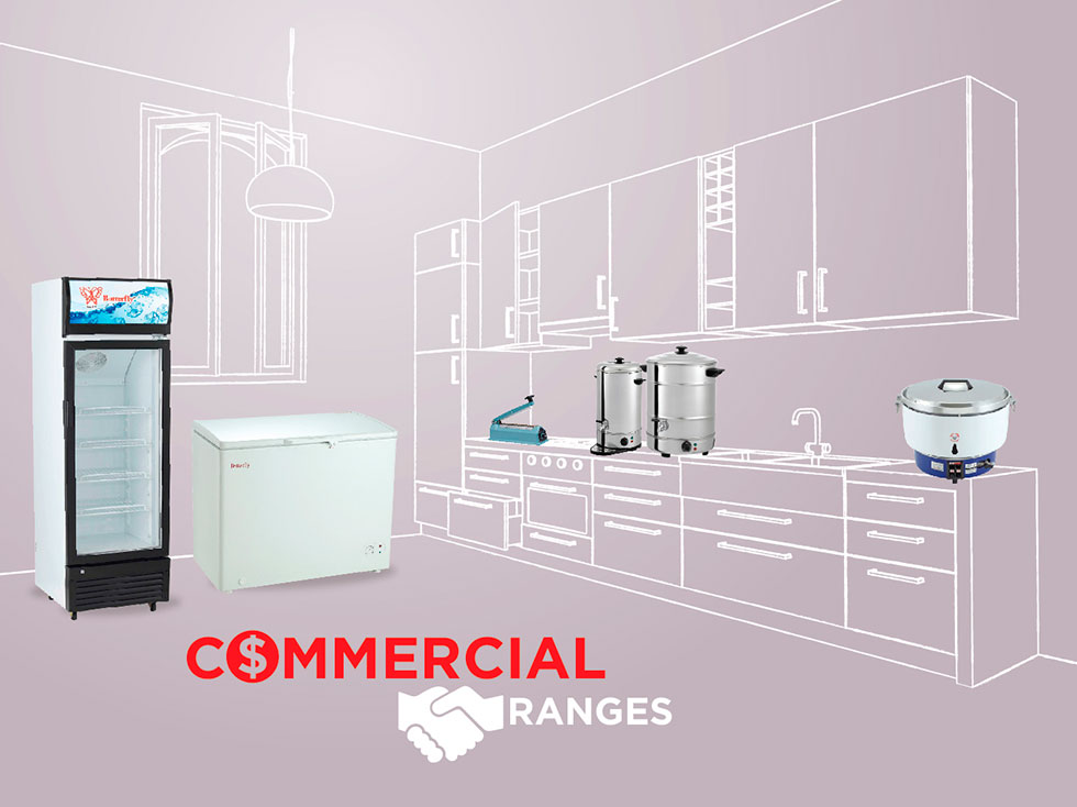 Commercial Ranges